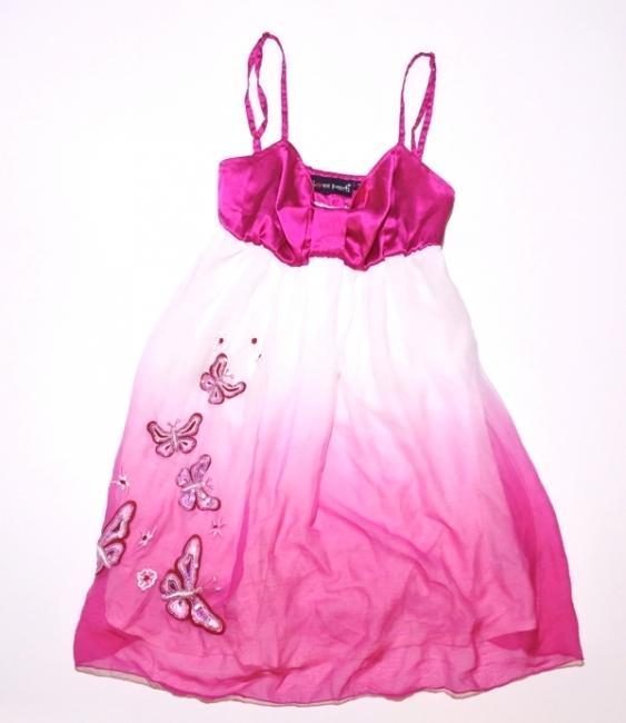 2458442f98b4 dětské šaty -dětský second hand- 9104K87
